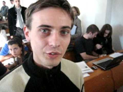 Romania, University of Bucharest 013.avi