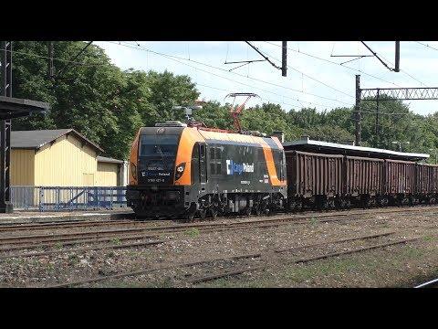 E6ACT-004 ČD Cargo Poland | RAIL Polska | INTER CARGO | DB CARGO Polska