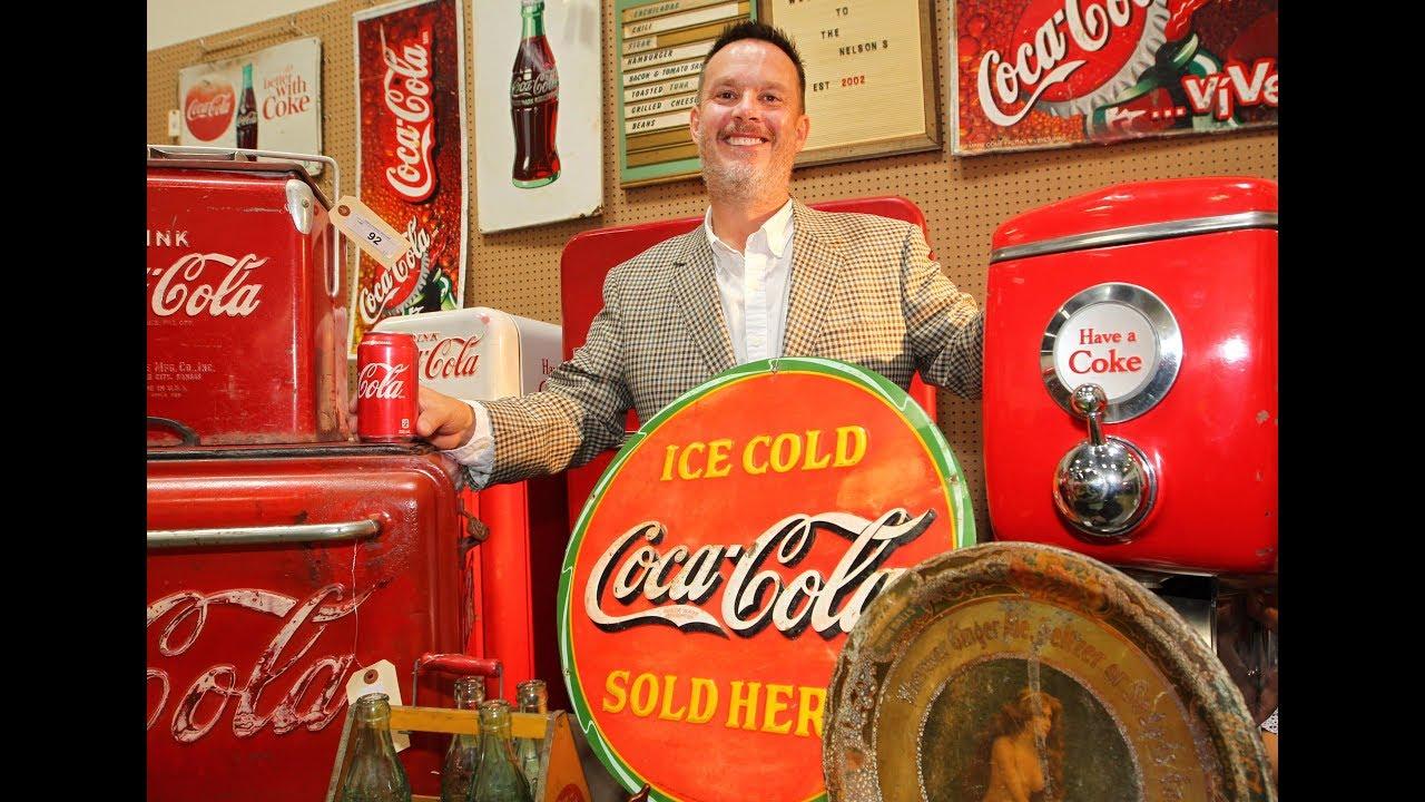 Vintage Coca Cola Memorabilia