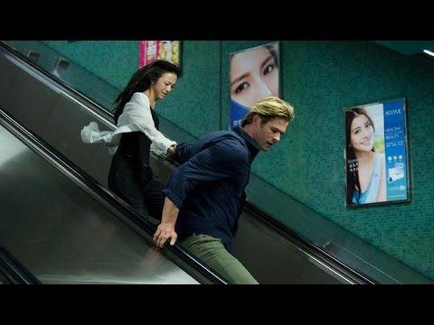 Blackhat - Trailer starring Chris Hemsworth, Tang Wei and Leehom Wang