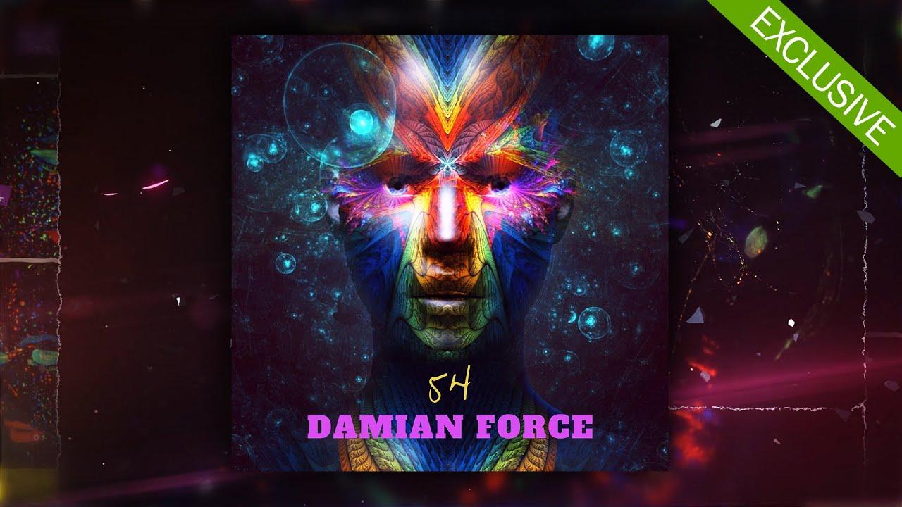 Damian Force - 54 (Official Lyrics video)