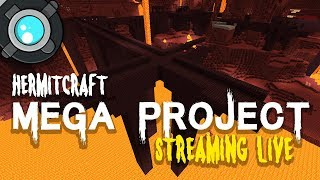 HermitCraft 6: New MASSIVE Project | LIVESTREAMED