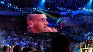 Najman Burneika RUNDA 2 MMA Attack 2 2017 Video