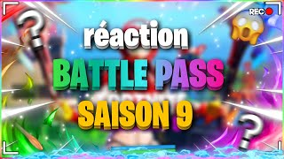 I'm THE PASS OF COMBAT SAISON 9!!! 😱 Fortnite