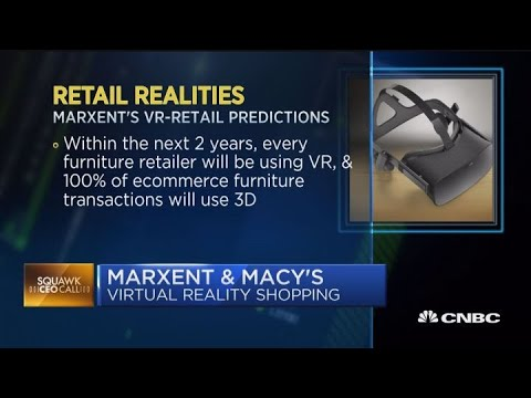 Marxent CEO on virtual reality shopping