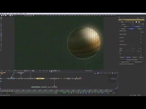 3D Planet Blackmagic Fusion