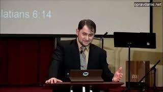 Суверенная рука Бога Отца в смерти Иисуса Христа (Александр Юников)
