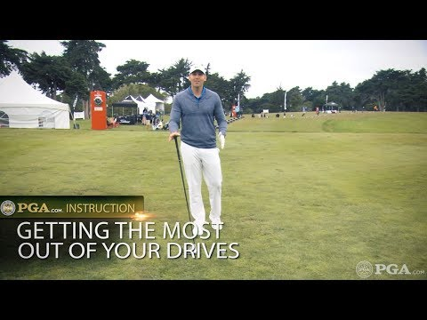 Golf tips: Get the most distance out of your driver