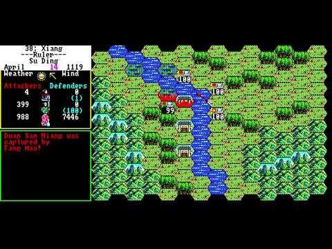 Let's Play Bandit Kings of Ancient China - Li Jun Challenge - Part 9 - Counter attack