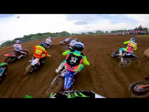 GoPro: Adam Cianciarulo Moto 2 - 2019 RedBud Mx National - Lucas Oil Pro Motocross Championship