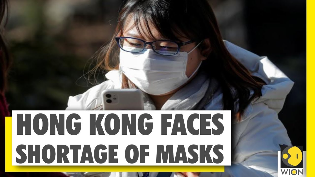 Your Story: Masks prices skyrocket in Hong Kong | WION News | World News