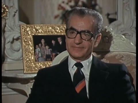 Shah of Iran Interview 1975