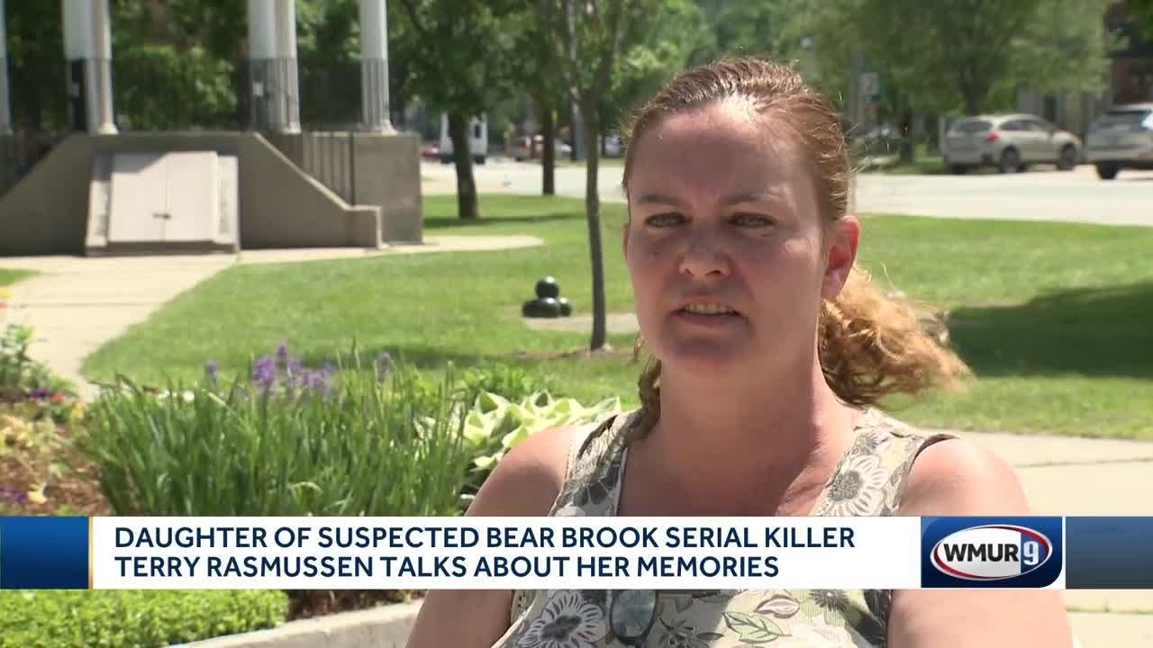 Daughter of Terry Rasmussen, alleged Bear Brook serial