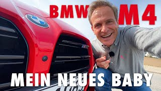 Meine neue krasse M-Liebe   Erster Eindruck vom BMW M4   Matthias Malmedie