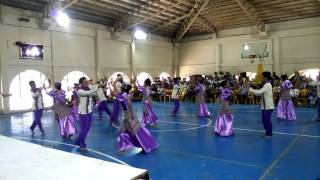 GORDON COLLEGE SAKUTING FOLK DANCE| ALCU REGIONAL