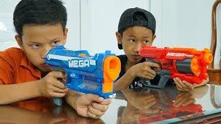 Nerf Gun : Money Battle Shot