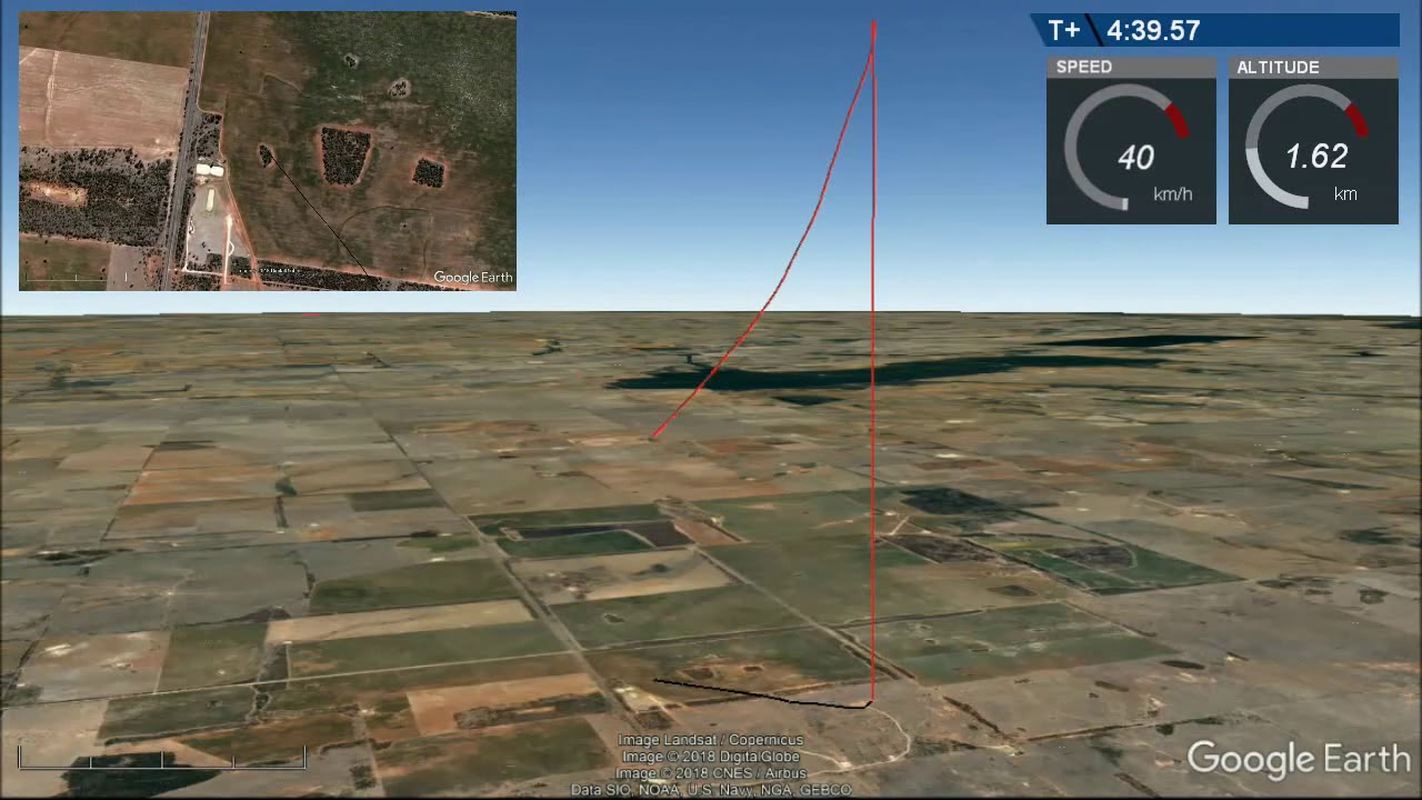 Dashware nerds: How to make a gauge for 3D GPS data? | The Rocketry