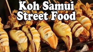 Koh Samui Street Food Tour. Thai Street Food in Koh Samui Thailand