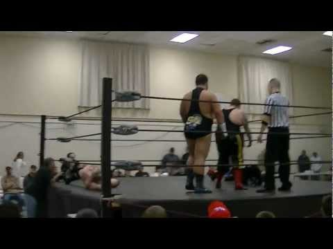 Tag Team JD Smoothie and Austin Williams vs Jeff Cannonball.