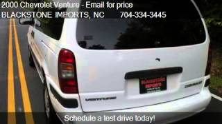 2000 Chevrolet Venture EXT 8 PASS - for sale in Charlotte, N