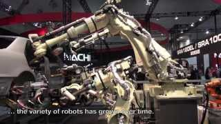 International Robot Exhibition 2013 in Tokyo