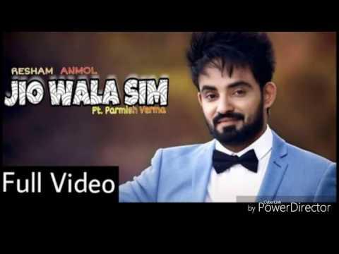 Jio Wala sim -Resham Singh anmol | lyrics- gurnam gama | music - 10db
