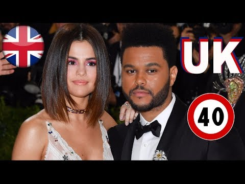 UK Top 40 Singles Chart   April 06, 2018 № 55