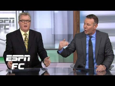 ESPN FC panel gets HEATED debating if Leicester City can catch Liverpool | Premier League