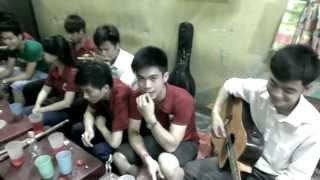Giận Mà Thương - Hòa Tấu Bầu Mèo Guitar