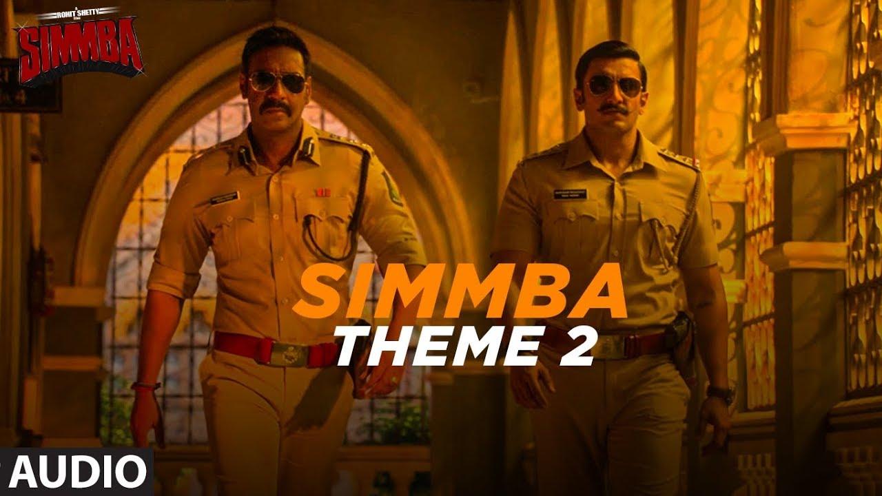 Download Full Song:  Simmba Theme 2 | Ranveer Singh, Sara Ali Khan | Tanishk Bagchi