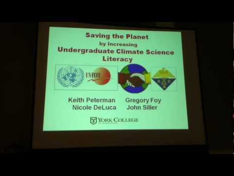Rotary Club of York, PA, Meeting 2/132013, Global Warming and Climate Change