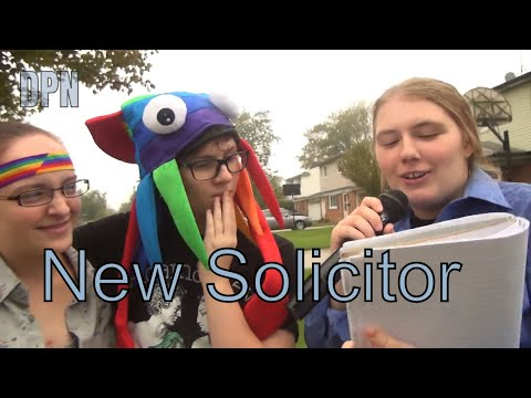DP News: New Solicitor 1x04