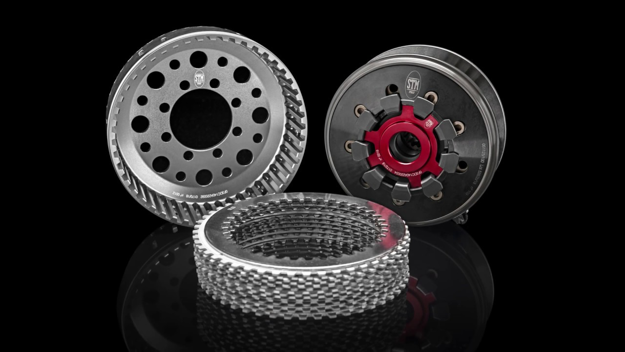 Add another note to the Sound of Excellence: the dry clutch