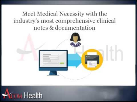 Chiropractic Office Management Software Suite - ACOM Health