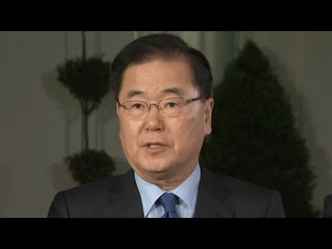 S. Korea: Trump agrees to meet with N. Korea's Kim Jong Un