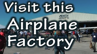 You Better Visit this Aircraft  Factory
