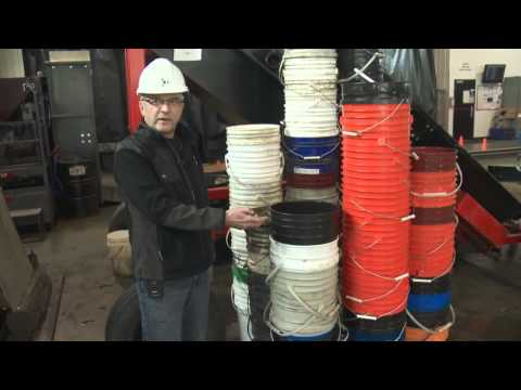 Recycling Used Oil Materials (Used Oil, Filters, Plastic Containers) in Saskatchewan