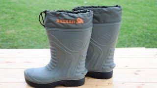 Какую обувь выбрать для зимнего экстрима? ЭВА Каблан ПУ.