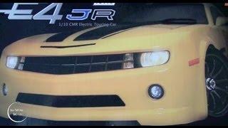 UNBOXING RC - E4 JR Brushless RTR 1/10 Drift RC Car