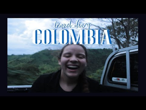 Colombia Travel Vlog 2015