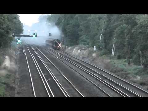 Dorset Coast Express 12-08-2015