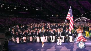 Opening Ceremony highlights, London 2012 Paralympic Games