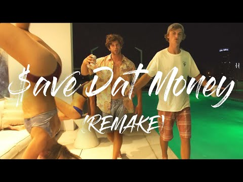 Lil Dicky | $ave Dat Money Music Video Remake - Evacuating From Hurricane Florence