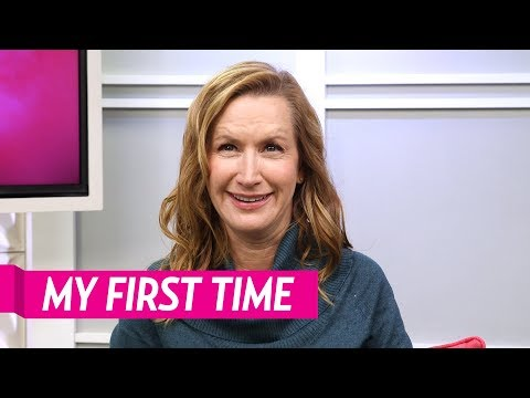 My First Time with Angela Kinsey
