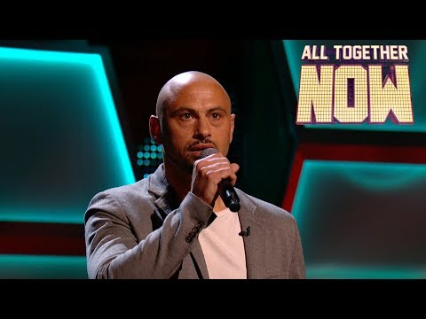 Boy band auditionee Gary gives passionate performance of Zayn hit | All Together Now