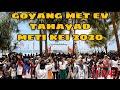 Goyang Met Ev Tahayad  Meti Kei   Di Pantai Kuber Tayando Live  Mp3 - Mp4 Download