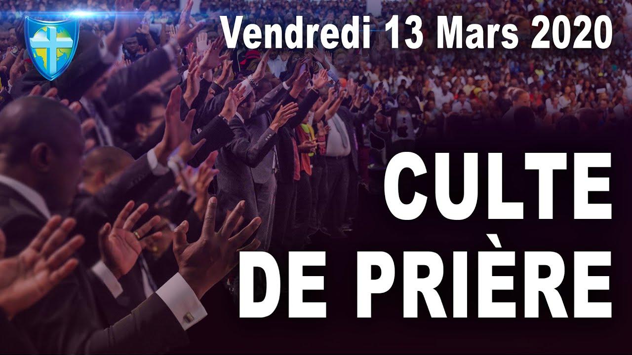 CULTE DU VENDREDI 13/03/20 - CHARISMA TV