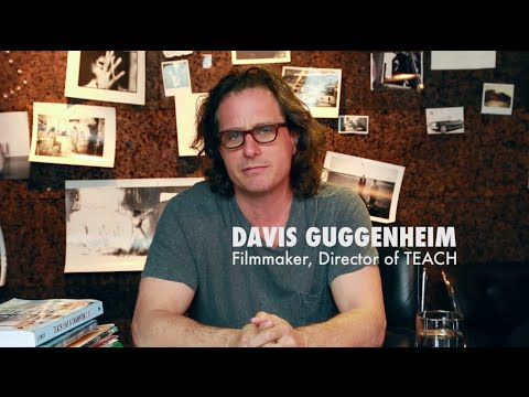 Davis Guggenheim Introduces Project Ed's Latest Contest
