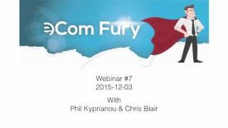 DropShipping Vs Fulfillment - eComfury Webinar #7