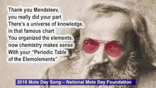 Mole Day Song 2016